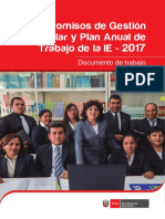 Compromisos de Gesti Escol Plan Anual de Trabajo_2017