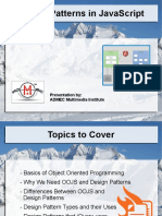 Design Patterns in Java Script, Jquery, Angularjs