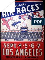 National Air Races Poster (1936)