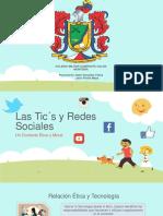 Las Tic´s y Redes Sociales - Ponencia COMIALCO.pptx