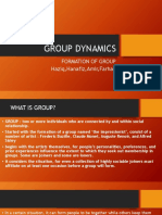 Chapter 4 Formation of Group