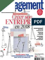 Management Hors-Série – Décembre 2017 -Créer Son ENTREPRISE en 2018.