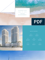 Sunrise Bay Brochure