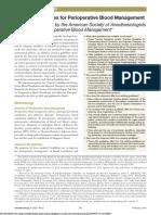 Revisión Anestesiología