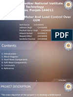 Project Smart Energy Meter