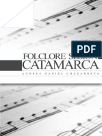 Folclore Sesion Catamarca