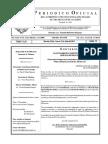 Reglamento Interno Del Ayuntamiento y La Administracion Publica Municipal de Sahuayo, Michoacan