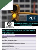09. Factores Protectores y de Riesgo en Las Adicciones