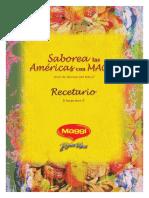 America Latina - Recetario de Las Americas