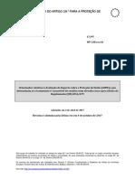 Orientações Relativas à Avaliação de Impacto Sobre a Proteção de Dados (AIPD) - «Suscetível de Resultar Num Elevado Risco»