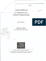 System Software An Introduction to Systems Programming - Leland Beck, Third Edition.pdf