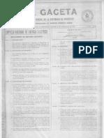 Reglamento de Servicio Eléctrico - ENEE de Honduras