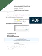 Procedimiento Para La EjecuciÓn de La Encuesta-Inc 2018(2)