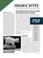 Issue 83 Organic Consumers Association