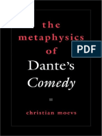 (Reflection and Theory in the Study of Religion) Christian Moevs-The Metaphysics of Dante's Comedy-Oxford University Press (2005)