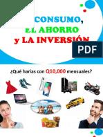 Presentación Grupo #4 Funciones Del Consumo e Inversión y Las Propensiones Marginales