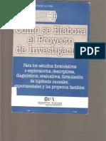 Investigacion de Proyectos