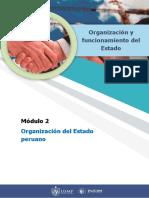Módulo2.Organización Del Estado Peruano VF2017