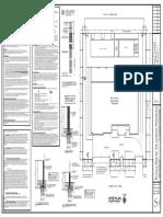 Masonry Pier Detail and Railing 2