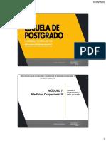 Unidad 2 - Espirometria y Taller de Lectura - Dr Palomino