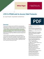 Paper Lte Eutran