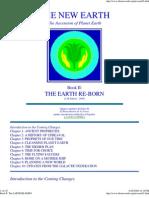 Book II  The EARTH RE-BORN