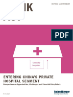 Roland Berger Tab Entering Chinas Private Hospital Segment 1