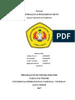 Ppm Lean Manufacturing (Kim)