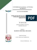 Tesis Extrusión Mauricio Cristobal Granados