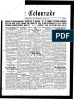 The Colonnade - April 7, 1926