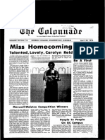 The Colonnade - April 28, 1975