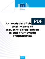 Industry participation