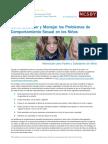 Spanish - Understanding & Coping With SBP in Children -- NCTSN NCSBY