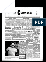 The Colonnade - February 15, 1974