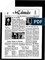 The Colonnade - February 22, 1974