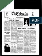 The Colonnade -  April 5, 1974