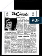 The Colonnade -  May 3, 1974
