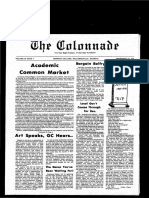 The Colonnade - November 22, 1974