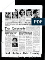 The Colonnade - February 10, 1940