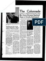 The Colonnade - March 30, 1940
