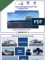 Structural Design of 38 m Special Purpose Vessel in Aluminium Alloy.pdf