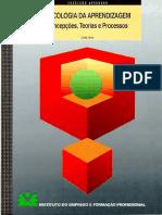 Psicologia da aprendizagem - concepções....pdf