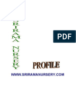 Srirama Nursery Profile