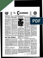 The Colonnade - September 28, 1973