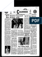 The Colonnade - October 26, 1973