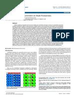 Matrix Acidizing Characteristics in Shale Formations 2157 7463.1000194