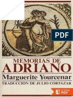Memorias de Adriano - Marguerite Yourcenar (6)