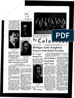 The Colonnade - February 1, 1940