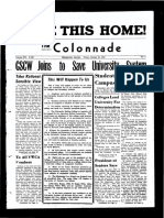 The Colonnade - October 24, 1941