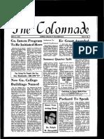 The Colonnade - April 6, 1972